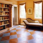 Aina Nalu for Eclectic Hall with Painted Floor