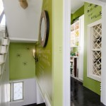 Aina Nalu for Eclectic Hall with Painted Walls