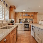 Aina Nalu for Traditional Kitchen with Kitchen Island