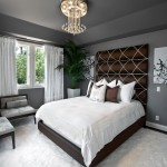 Aina Nalu for Transitional Bedroom with Diamonds