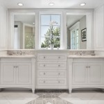 Akdo for Traditional Bathroom with Whit Tile Floor