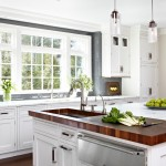 Akdo for Traditional Kitchen with White Marble Countertops