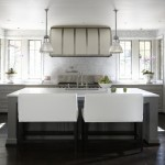 Albert Lee Appliance for Contemporary Kitchen with White Range Hood