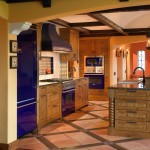 Albert Lee Appliance for Southwestern Kitchen with Rustic