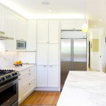 Albert Lee Appliance for Traditional Kitchen with Marble Backsplash