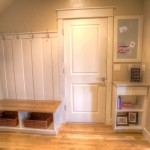 Altura Homes for Traditional Powder Room with Magnet Board
