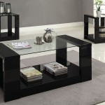 American Freight Furniture and Mattress for Modern Living Room with Coffee Tables