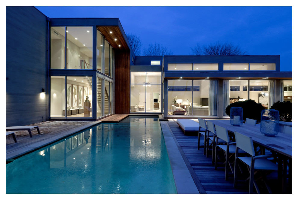 Anp Lighting for Modern Exterior with Modern