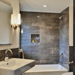 Antares Homes for Contemporary Bathroom with Neutral Colors