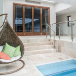 Antares Homes for Contemporary Pool with Beige Coloring
