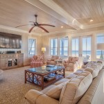Ashley Furniture Columbia Sc for Beach Style Family Room with North Litchfield Beach