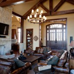Ashley Furniture Wilmington Nc for Rustic Family Room with Lodge