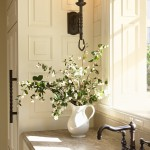 Ashley Norton Hardware for Traditional Kitchen with White Cabinets