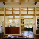 Atg Lighting for Contemporary Hall with Built in Desk