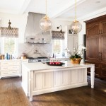 Atlanta Homes and Lifestyles for Traditional Kitchen with Windows
