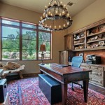 Austin Hardwoods for Rustic Home Office with Rustic
