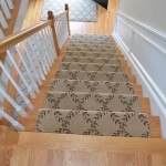 Axminster Carpet for Traditional Staircase with Wool Carpet
