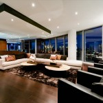 Azure Dallas for Contemporary Living Room with Upholstery