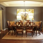 Azure Dallas for Traditional Dining Room with Natural Rug