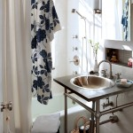 Bach Medical Supply for Eclectic Bathroom with Mirror