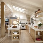 Bamboo Sherman Oaks for Contemporary Kitchen with Track Lighting