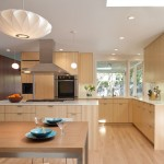 Bamboo Sherman Oaks for Modern Kitchen with Natural Light