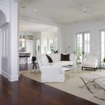 Barndominium Floor Plans for Traditional Family Room with Great Room