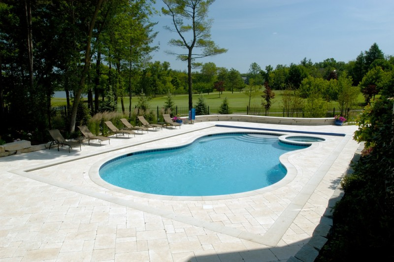 Barrington Pools for Traditional Pool with Barrington Pool
