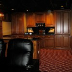 Barrington Theater for Traditional Home Theater with Bartlett