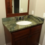 Bedrock Granite for Traditional Bathroom with Bathroom
