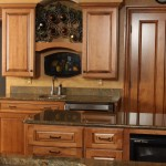 Bedrock Granite for Traditional Kitchen with Kitchen