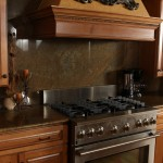 Bedrock Granite for Traditional Kitchen with Tile
