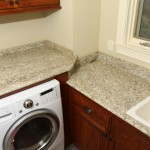 Bedrock Granite for Traditional Laundry Room with Countertop