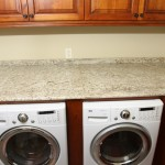 Bedrock Granite for Traditional Laundry Room with Laundry