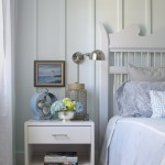 Bedsonline for Beach Style Bedroom with Paintings
