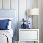 Bedsonline for Contemporary Bedroom with Bedside Flowers