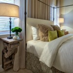 Bedsonline for Transitional Bedroom with White Duvet Cover