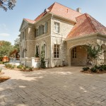 Bella Vita Custom Homes for Traditional Exterior with Arched Window