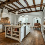 Bella Vita Custom Homes for Traditional Kitchen with Arched Opening