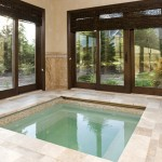 Bellagio Day Spa for Traditional Pool with Indoor Pool