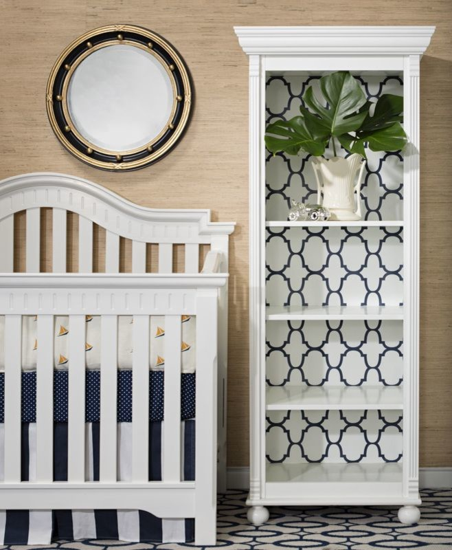 Bellini Baby for Transitional Spaces with Nursery