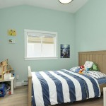 Benjamin Moore Sea Salt for Contemporary Kids with Blue Walls