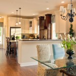 Beracah Homes for Craftsman Dining Room with Maryland