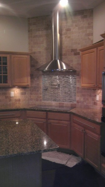 Berglund Construction for Traditional Kitchen with Induction
