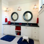 Best Buy Nashua Nh for Contemporary Bathroom with Double Sinks