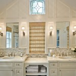 Best Buy Nashua Nh for Traditional Bathroom with Open Storage