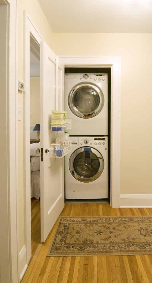 Best Smelling Laundry Detergent for Contemporary Laundry Room with Baseboards