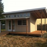Better Built Barns for Contemporary Shed with Storage