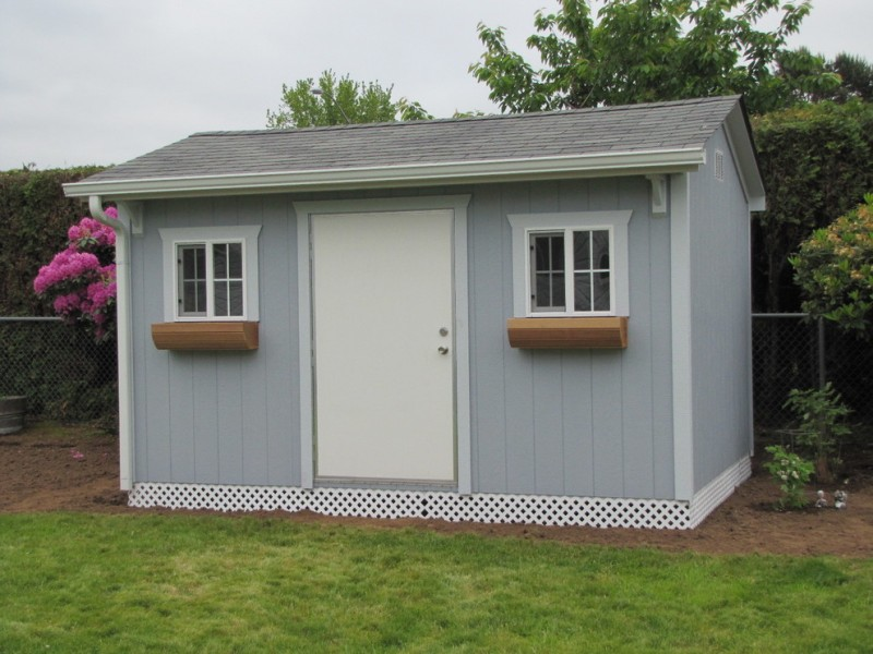 Better Built Barns for Traditional Shed with Custom Built