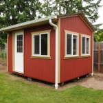 Better Built Barns for Traditional Shed with Playhouse